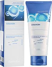 Perfumería y cosmética Peeling gel facial con colágeno y extracto de camelia - FarmStay Collagen Water Full Moist Peeling Gel