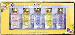 Perfumería y cosmética Charrier Parfums Parfums De Provence - Set mini (eau de toilette/10.8ml x 5uds.)