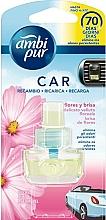 Perfumería y cosmética Recambio de ambientador de cohe con aroma floral - Ambi Pur Air Freshener Refill Fresh Escapes