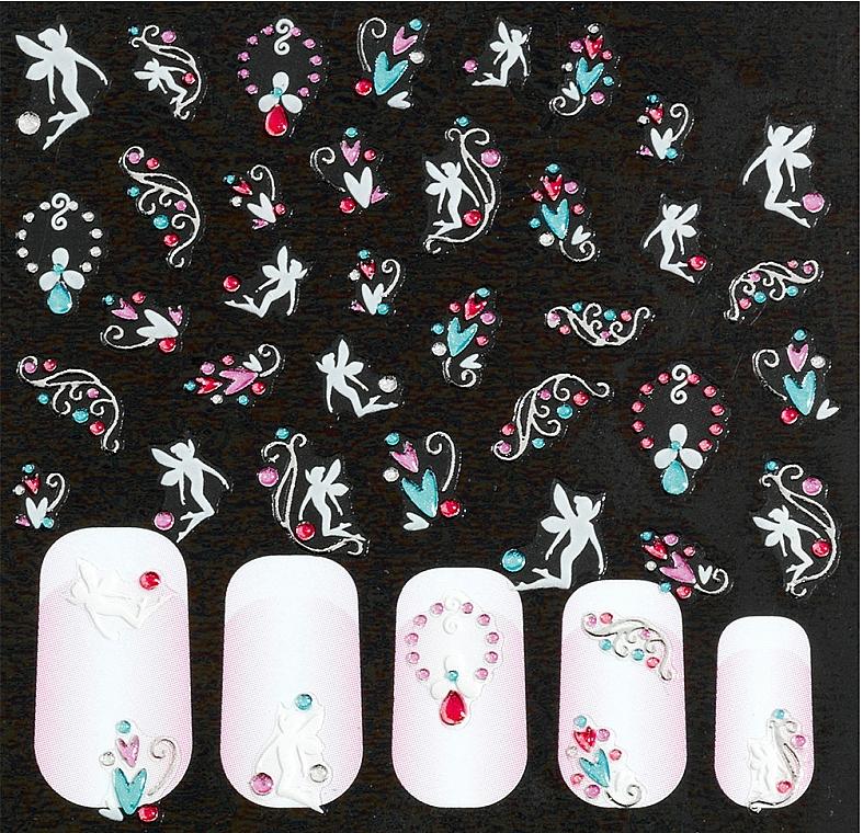 Pegatinas decorativas para uñas - Peggy Sage Decorative Nail Stickers Nail Art (1ud.)
