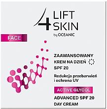 Perfumería y cosmética Crema facial protectora con glicol activo y vitamina C - Lift4Skin Active Glycol Advanced Day Cream
