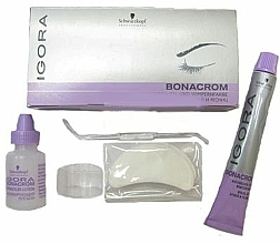 Perfumería y cosmética Coloración para cejas y pestañas - Schwarzkopf Professional Igora Bonacrom