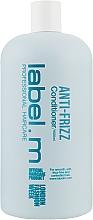 Perfumería y cosmética Acondicionador de cabello antiencrespamiento - Label.m Anti-Frizz Conditioner