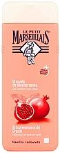 Perfumería y cosmética Gel de ducha con aroma a granada - Le Petit Marseillais
