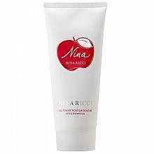 Nina Ricci Nina - Gel de ducha perfumado — imagen N1