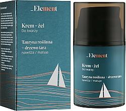 Perfumería y cosmética Crema facial rejuvenecedora para hombre con taurina y extracto de árbol de tara - _Element Men Cream For Face