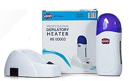 Perfumería y cosmética Calentador de cera depilatoria, RE00003 - Ronney Professional Epilators Heater