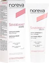 Perfumería y cosmética Crema calmante ligera - Noreva Laboratoires Sensidiane Legere Soothing Cream Normal Skin