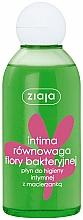 Perfumería y cosmética Gel de higiene íntima con extracto de tomillo - Ziaja Intima Gel