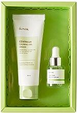 Perfumería y cosmética Set facial (crema/60ml + sérum/15ml) - iUNIK Centella Edition Skincare Set