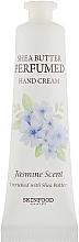 Perfumería y cosmética Crema de manos perfumada con karité, aroma a jazmín - Skinfood Shea Butter Perfumed Hand Cream Jasmine Scent