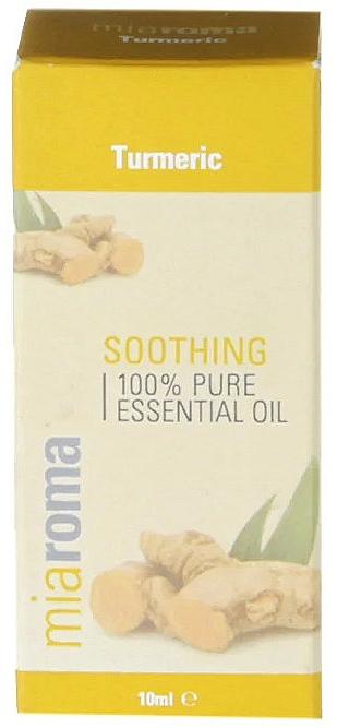 Aceite esencial de cúrcuma 100% puro - Holland & Barrett Miaroma Turmeric Pure Essential Oil