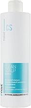 Perfumería y cosmética Champú anticaspa con zinc y extractos de caléndula y camomila - Kosswell Professional Innove Clean Scalp Shampoo