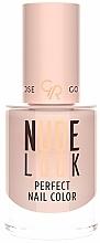 Perfumería y cosmética Esmalte de uñas - Golden Rose Nude Look Perfect Nail Color