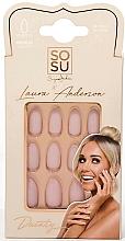 Perfumería y cosmética Uñas postizas - Sosu by SJ False Nails Medium Stiletto Laura Anderson Dainty