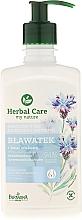 Perfumería y cosmética Gel de higiene íntima con extracto de aciano y ácido láctico - Farmona Herbal Care