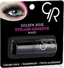 Perfumería y cosmética Pegamento para pestañas postizas hipoalergénico resistente al agua - Golden Rose Eyelash Ahhesive