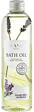 Perfumería y cosmética Aceite de baño relajante con aceites esenciales de lavanda y sándalo - Kanu Nature Bath Oil Lavender