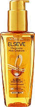 Perfumería y cosmética Aceite para cabello con extracto de flores - L'Oreal Paris Elseve Oil