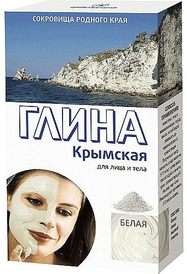 Arcilla blanca de Crimea para rostro y cuerpo - Fito Cosmetic