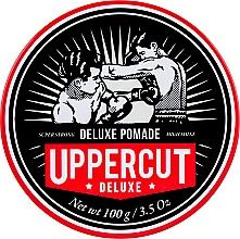 Perfumería y cosmética Pomada para cabello para fijación fuerte - Uppercut Deluxe Pomade Barber Tin