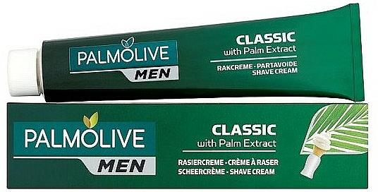 Crema de afeitar con extracto de palma - Palmolive Classic Lather Shave Shaving Cream