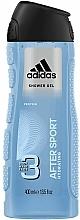 Perfumería y cosmética Gel de ducha perfumado - Adidas After Sport 3 Protein Shower Gel