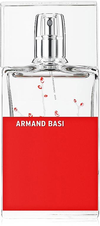 Armand Basi In Red - Eau de toilette — imagen N5