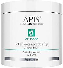Perfumería y cosmética Sales profesionales para pies con urea - Apis Professional Api-Podo Softening Foot Salt With Urea