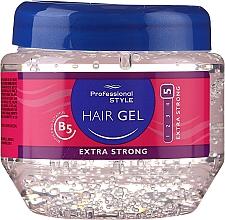 Perfumería y cosmética Gel de fijación extra fuerte - Professional Style Hair Gel Extra Strong