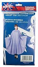 Perfumería y cosmética Capa de peluquería, lila - Ronney Professional Cutting Cape