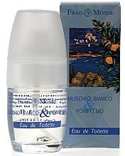 Perfumería y cosmética Frais Monde White Musk And Grapefruit - Eau de toilette