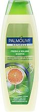 Perfumería y cosmética Champú con extracto cítrico & vitaminas - Palmolive Naturals Fresh & Volume Shampoo