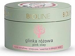 Perfumería y cosmética Arcilla rosa facial - Bioline Pink Clay