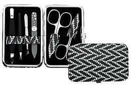 Perfumería y cosmética Set de manicura - DuKaS Premium Line PL 124GM