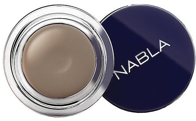Crema para cejas altamente pigmentada de larga duración, resistente al agua - Nabla Brow Pot
