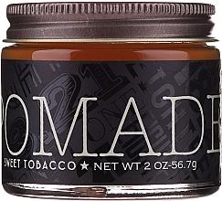 Perfumería y cosmética Pomada moldeadora de cabello, fijación media - 18.21 Man Made Hair Pomade Sweet Tobacco Styling Product Medium Hold
