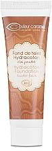 Perfumería y cosmética Base de maquillaje hidratante con aceite de sésamo - Couleur Caramel Fond De Teint Hydracoton Hydraconcrete