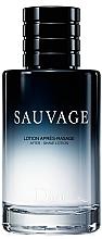Perfumería y cosmética Dior Sauvage - Loción aftershave tonificante