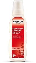 Loción corporal regeneradora con extracto de granada - Weleda Granatapfel Regenerierende Pflegelotion — imagen N1