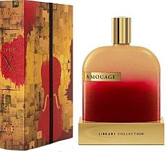 Perfumería y cosmética Amouage The Library Collection Opus X - Eau de parfum