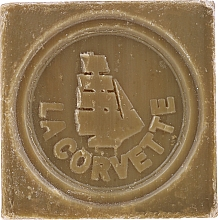 Perfumería y cosmética Jabón natural de Marsella con aceite de oliva - La Corvette Savon de Marseille Olive 72%