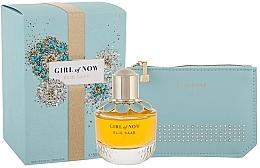 Perfumería y cosmética Elie Saab Girl of Now - Set (eau de parfum/50ml + neceser cosmético/1ud.)