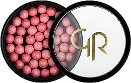 Perfumería y cosmética Colorete en perlas - Golden Rose Ball Blusher Rouge Pearl