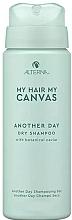 Perfumería y cosmética Champú seco con carbón y extracto de caviar botánico - Alterna My Hair My Canvas Another Day Dry Shampoo (mini)