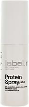 Perfumería y cosmética Spray protector de cabello con proteínas - Label.m Create Professional Haircare Proteine Spray