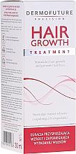 Perfumería y cosmética Tratamiento sin aclarado para la anticaída y la estimulación del crecimiento del cabello - DermoFuture Hair Growth Peeling Treatment
