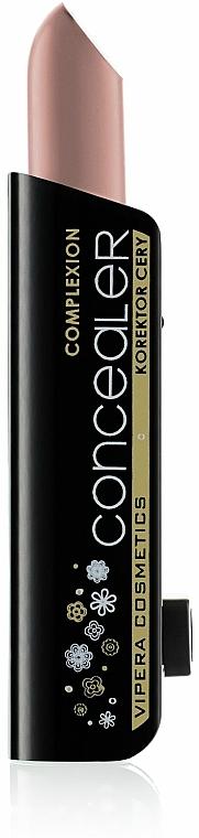 Corrector facial en barra con aceite de lanolina y semilla de avellana - Vipera Complexion Concealer