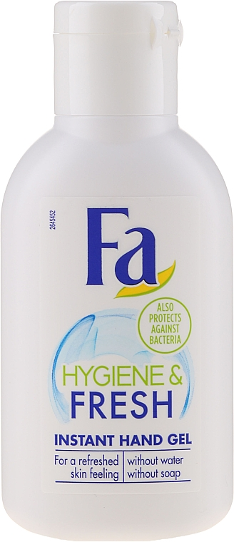 Gel de manos antibacteriano sin aclarado - Fa Hygiene & Fresh Instant Hand Gel