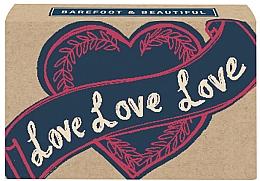 Perfumería y cosmética Jabón de manos refrescante con aroma cítrico - Bath House Love Love Love Citrus Fresh Hand Soap
